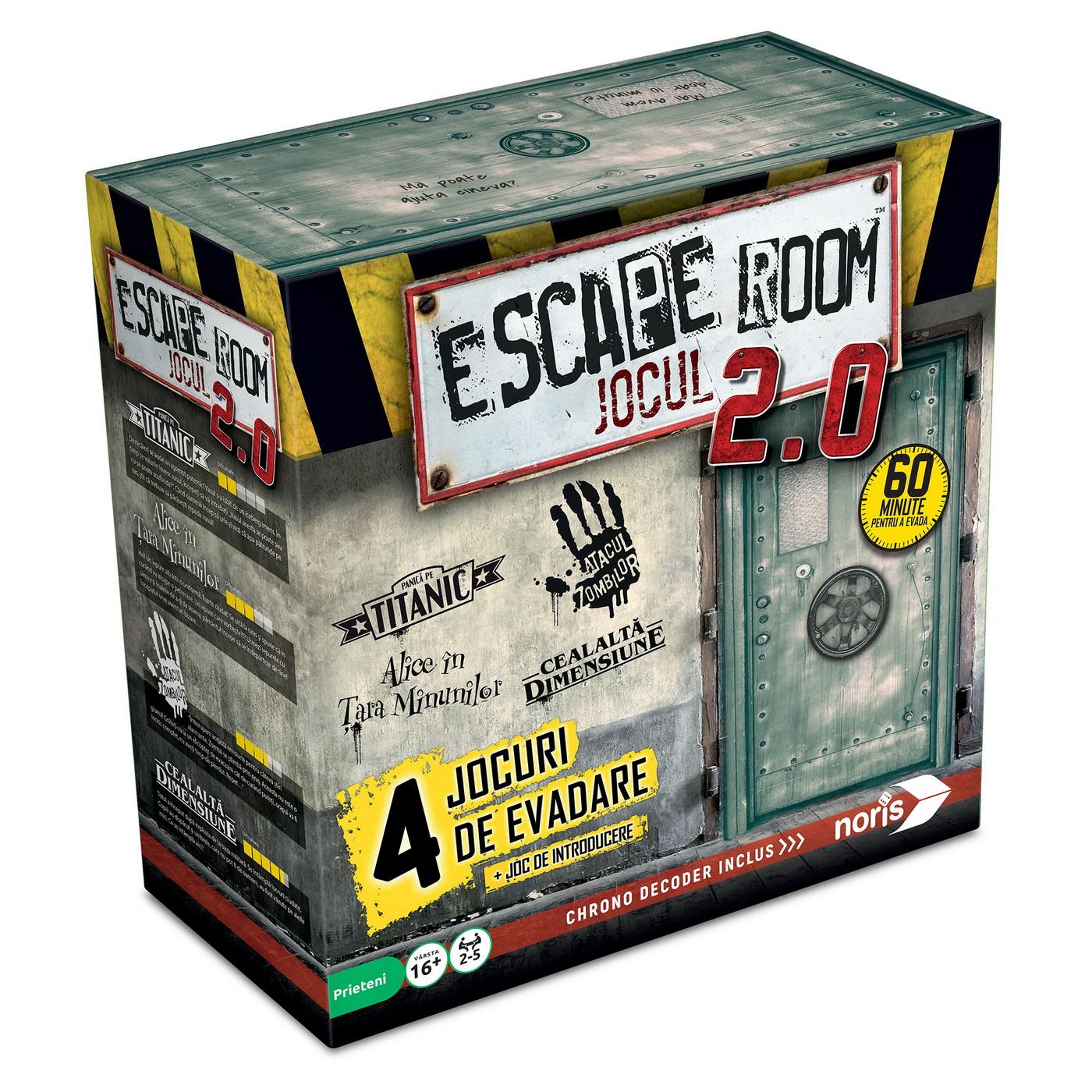 Joc Escape Room 2.0