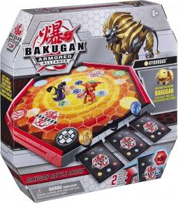 Bakugan Arena de lupta Armored Alliance cu figurina Hydorous inclusa