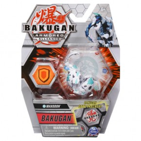 Bakugan S2 Bila Basic Maxodon cu card Baku-Gear