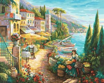 Kit pictura pe numere Schipper Frumoasa Italie