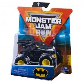 MonsterJam masinuta metalica Batman scara 1 la 64