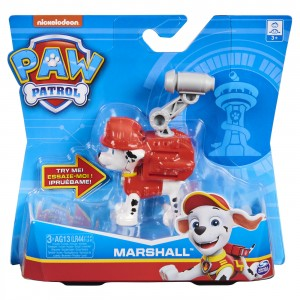 Patrula Catelusilor figurina Marshall pompierul