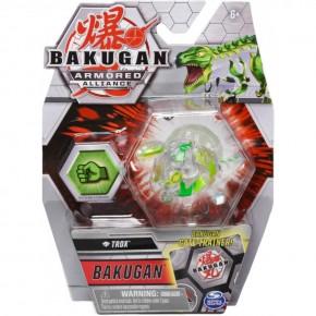 Figurina Bakugan S2 Bila Basic Trox cu card baku-gear