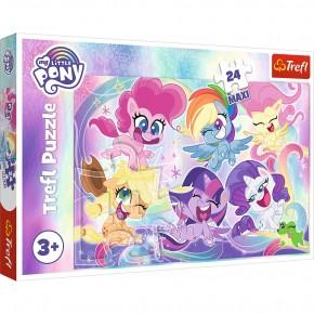 Puzzle Trefl 24 Maxi My little pony