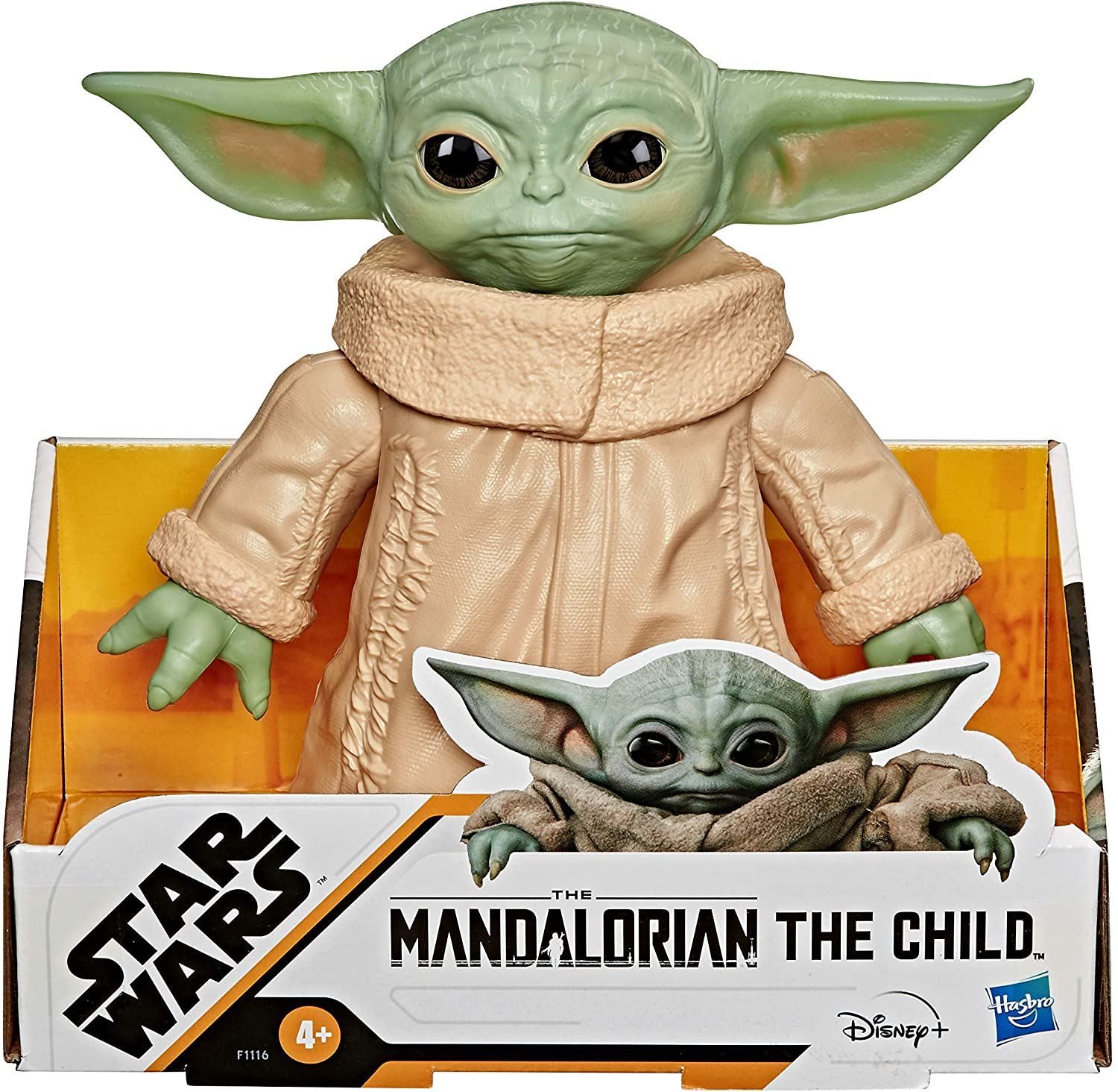 Star Wars Figurina The Child Mandalorian Baby Yoda