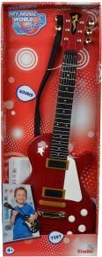 Chitara Rock My Music World 53cm Rosie