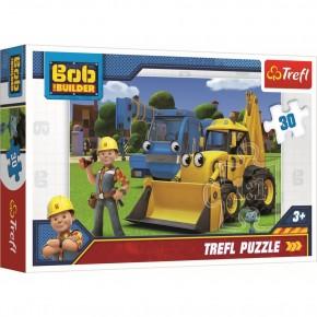Puzzle Bob constructorul trefl 30
