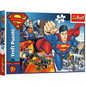 Puzzle Trefl 200 Superman