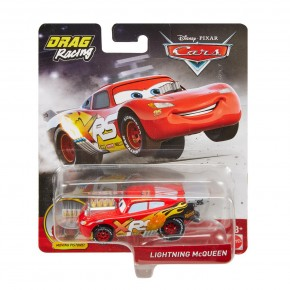 Cars XRS Masinuta metalica de curse personajul Fulger McQueen