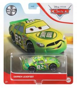 Masinuta metalica Cars3 personajul Darren Leadfoot