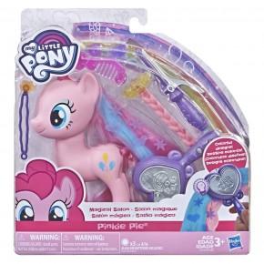 My Little Pony Poneiul Pinkie Pie la salonul de infrumusetare