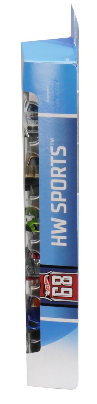 Set 5 masini Hot Wheels sports