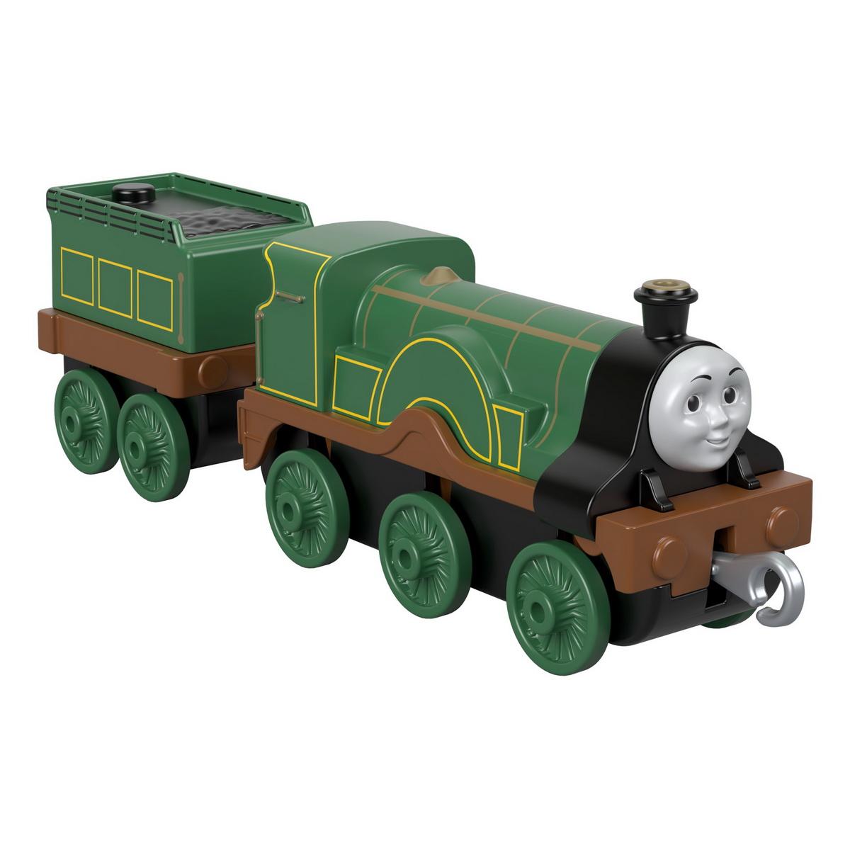 Thomas Locomotiva cu vagon Push Along Emily