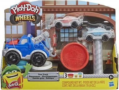 Play-Doh Masina de tractare