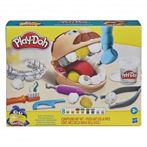 Play - Doh Set Dentistul cu accesorii si dinti colorati