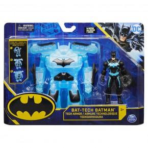 Batman figurina deluxe cu costum high tech