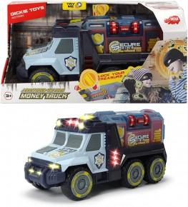 Camion Money Truck cu sunete si lumini