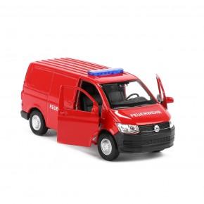 Volkswagen Transporter T6 Van Pompieri