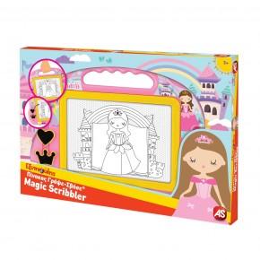 Tabla magnetica Magic Scribbler Baby Princess