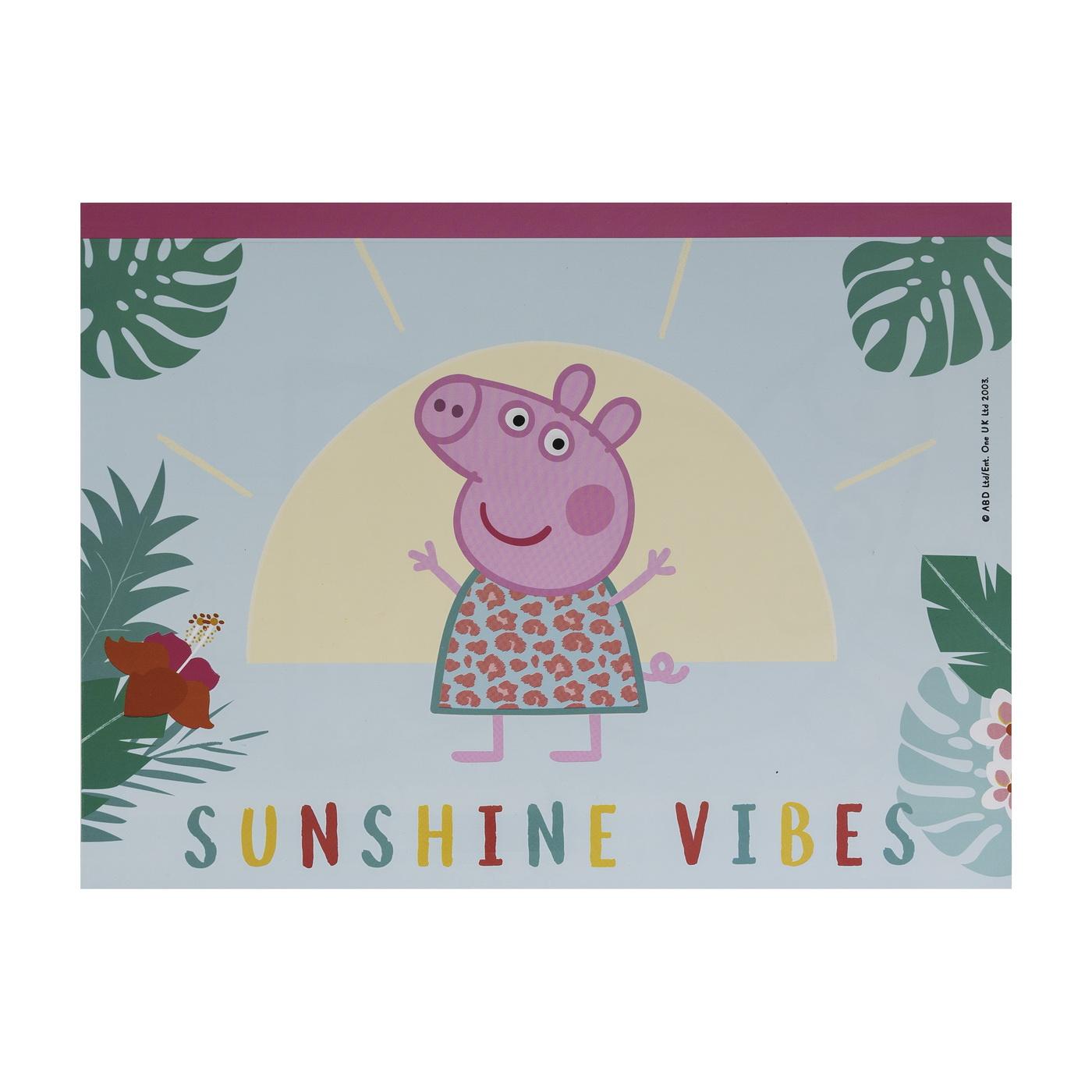 Set desen gentuta de creatie Peppa Pig