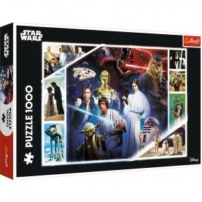 Puzzle Trefl 1000 Star Wars O galaxie foarte indepartata
