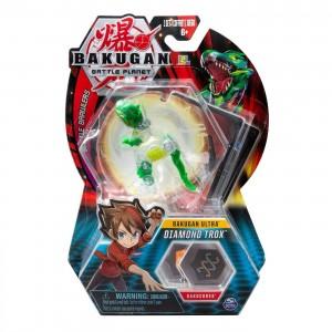 Bakugan Bila Ultra Diamond Trox