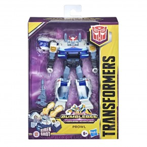 Transformers Robot Vehicul Cyberverse Deluxe Prowl