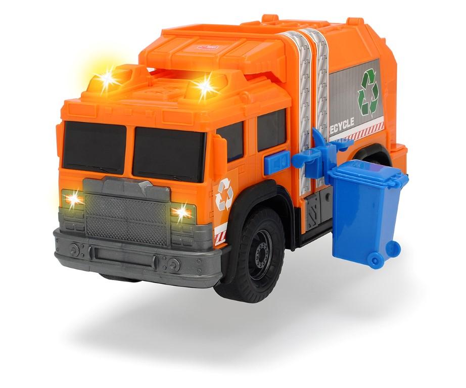 Masina pentru gunoi